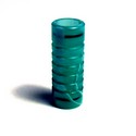 #13 Green Swirl Acrylic 901 Drip Shield