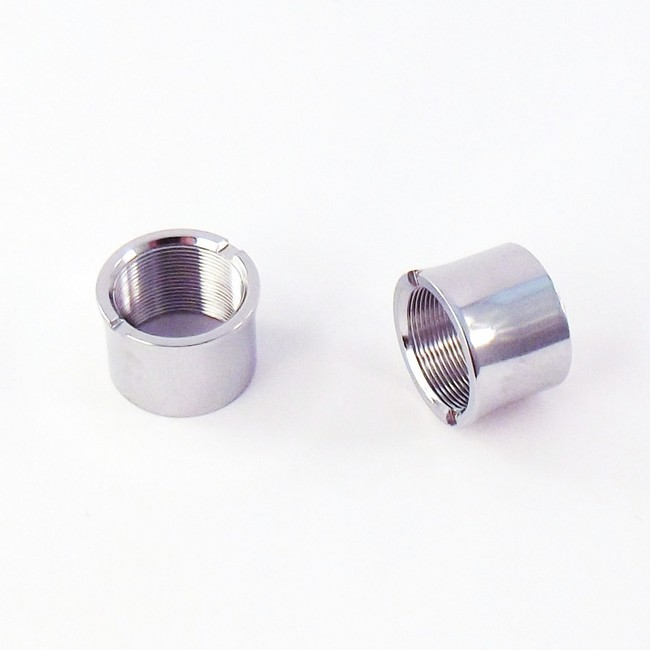 Chrome EGO Cone for 3.5ml DCT Tank