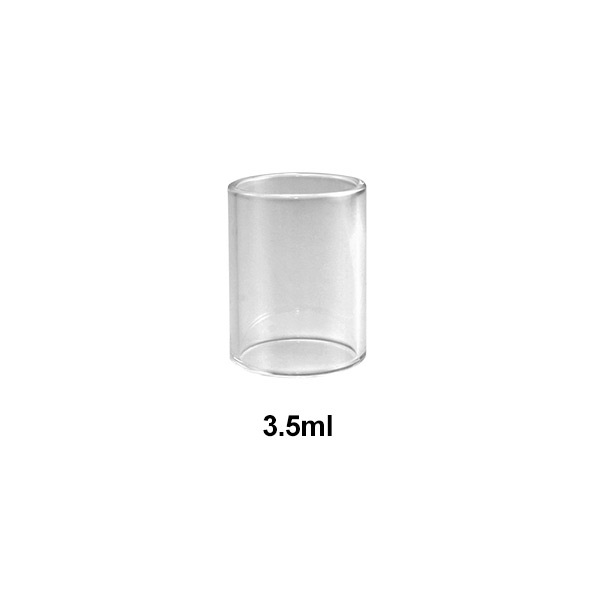 Aspire Cleito 3.5ml Replacement Glass Tube - Clear