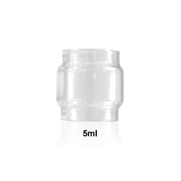 Aspire Cleito 5ml Replacement Glass Tube - Clear
