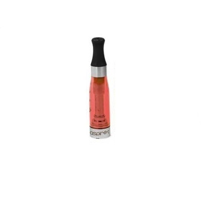 Aspire Ce4 BCC EGO Clearomizer 2.8ohm - Red