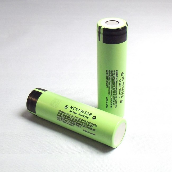 Panasonic NCR18650B 3400mah Battery