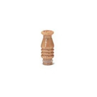 Wooden Twisted 510 Drip Tip