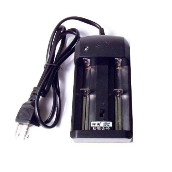 Dual Universal Li-Ion Battery Charger HG-1210W
