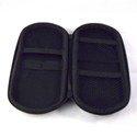 Large Black Zippered Case