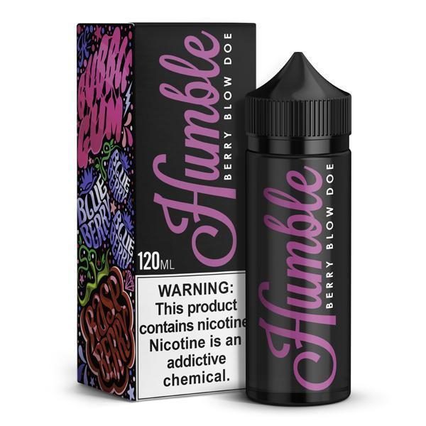 Humble - Berry Blow Doe 120ml Ejuice 3mg