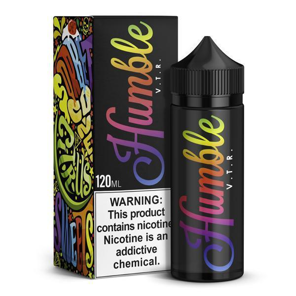 Humble - VTR 120ml Ejuice 3mg