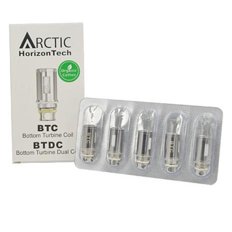 Horizon OCC BTC Coil for Arctic Sub Tank 0.2ohm - 5-Pack