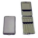 White Mini E-Cig Metal Case