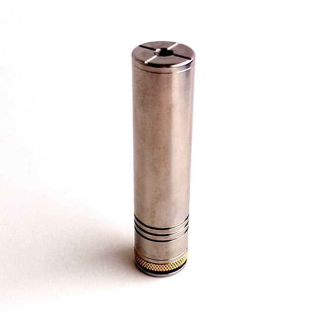 JM Clone Mechanical Mod - Stainless