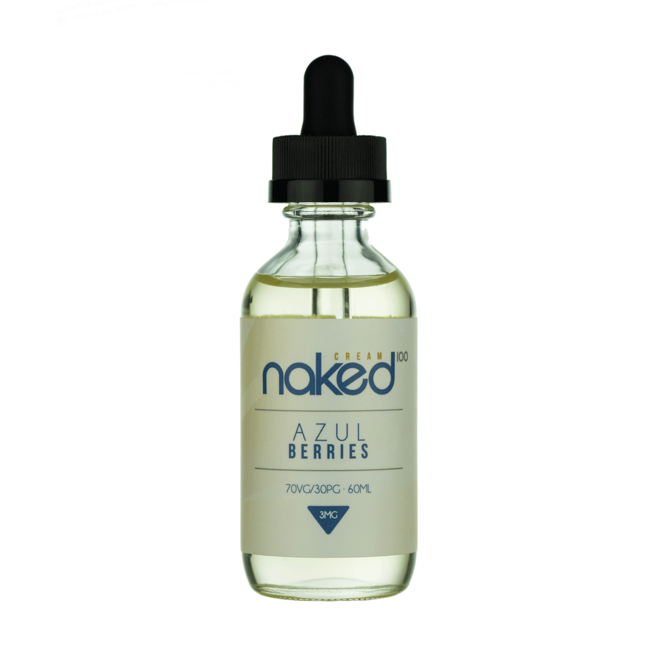 NAKED 100 Azul Berries 60ml Ejuice 3mg