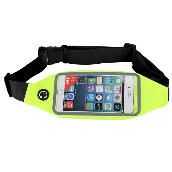 Outdoor Running Belt Adjustable Phone Bag Touch Screen