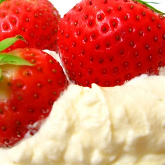 Strawberries & Cream Ejuice