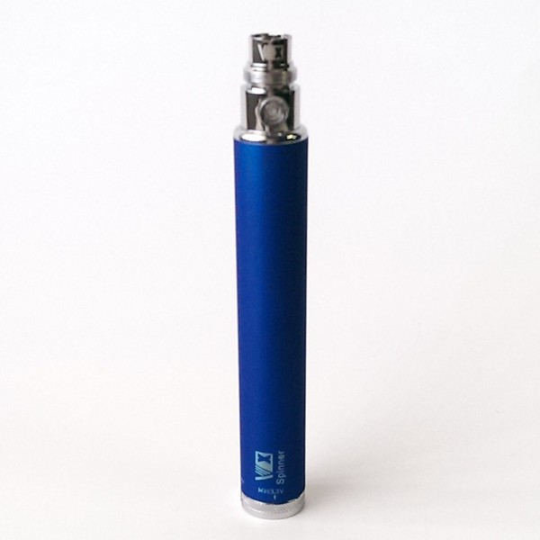 "Vision ""VX"" Spinner Battery 1300mah - Blue"