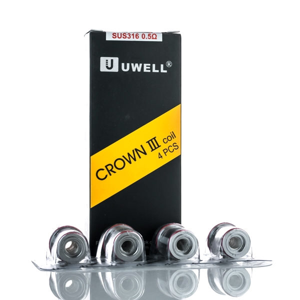 Uwell Crown 3 Sub Ohm Tank Coils - Single