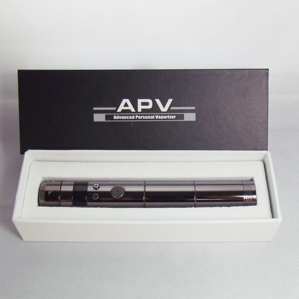 VAMO V5 Apv VV Gun Metal (Black Chrome) Device