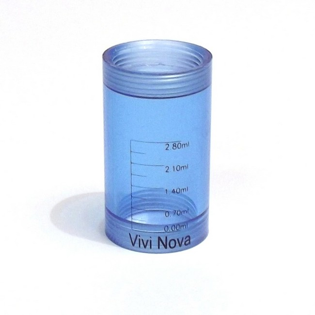 Vision 3.5ml ViVi Nova Acrylic Tank Replacement Tube - Blue