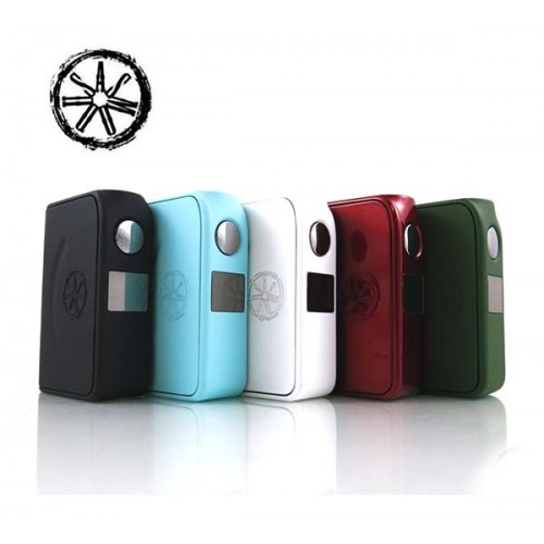 asMODus Minikin 120W TC Variable Box Mod