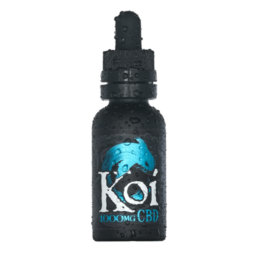 BLUE KOI CBD 100mg 30ml