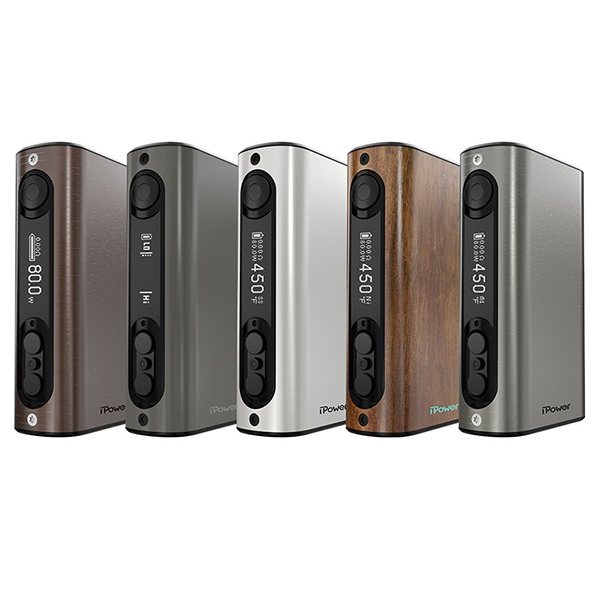 Eleaf iPower 80W 5000mAh TC Mod Kit