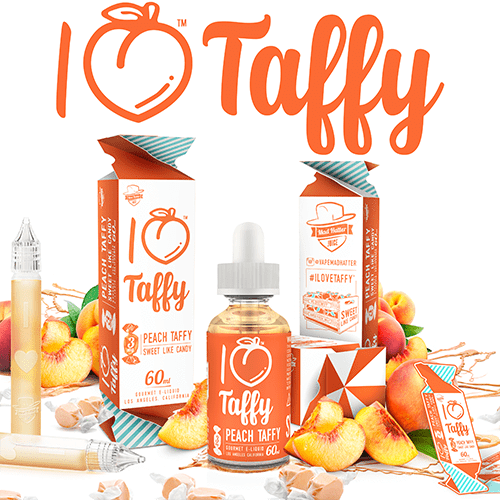 I Love Taffy (Max VG) 60ml