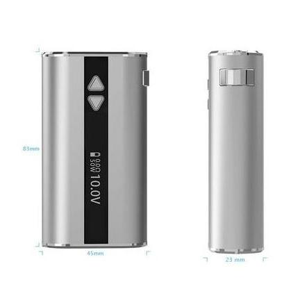 Eleaf iStick 50watt Apv VV / VW Kit - Silver