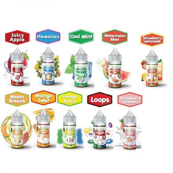 POD JUICE NICOTINE SALT E-LIQUID 30ML