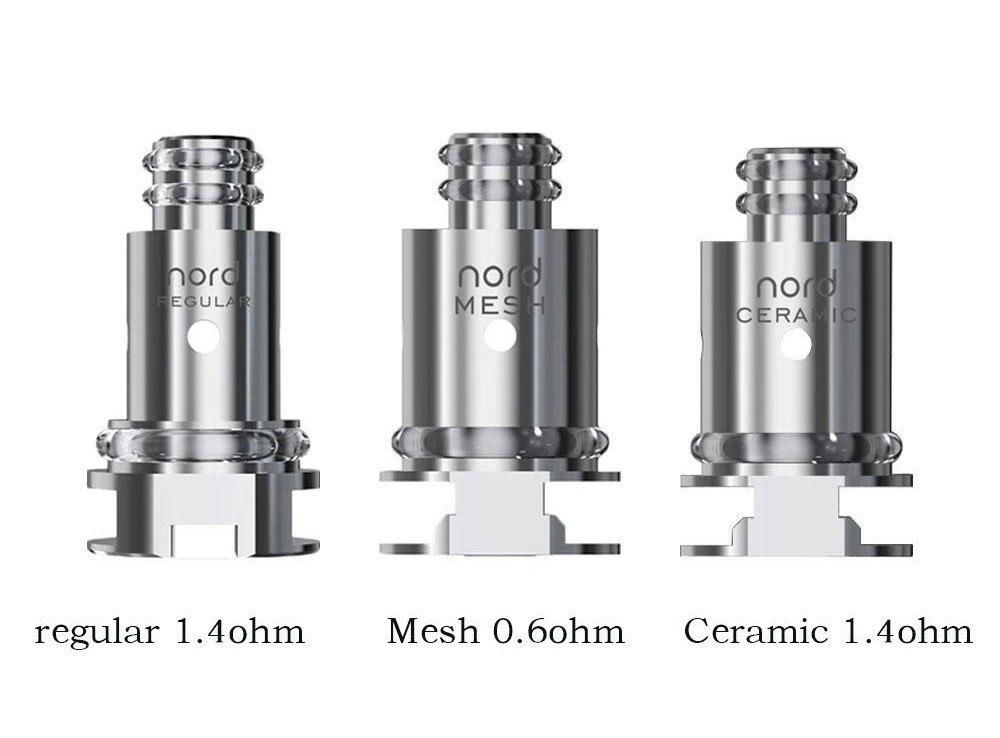 Smok Nord Coils * 2 Styles -Single