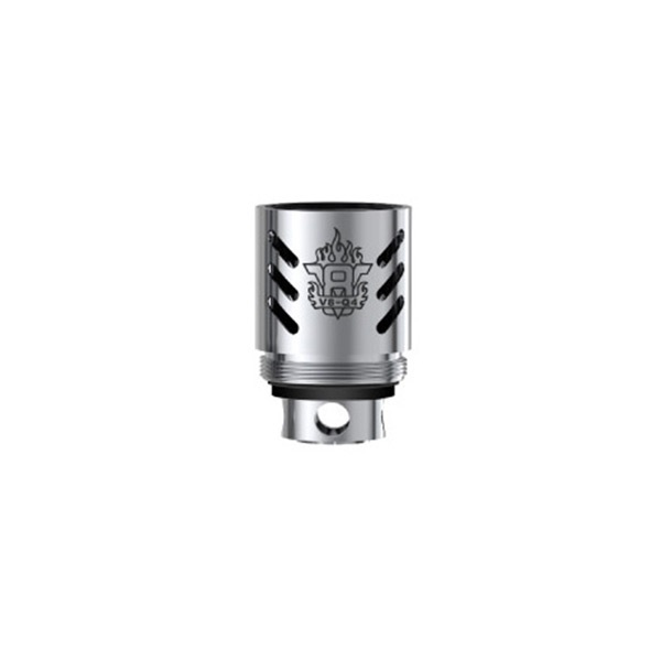3pc V8-Q4 Coil (0.15ohm) for Smok TFV8 Cloud Beast Tank -3-Pack