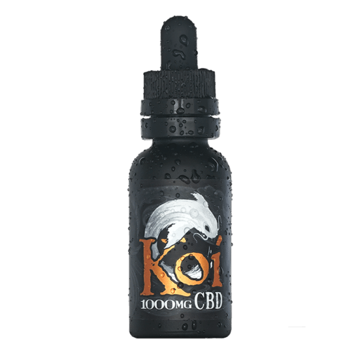 WHITE KOI CBD 500mg 30ml