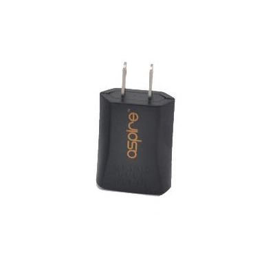 Aspire AC Wall Adapter for USB Battery Charger - Black
