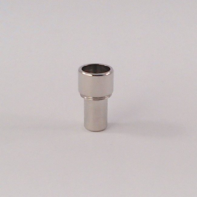 CE4 to 510 Drip Tip Adapter - Chrome
