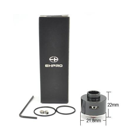 EHPro Derringer Clone Rebuildable Atomizer - Black