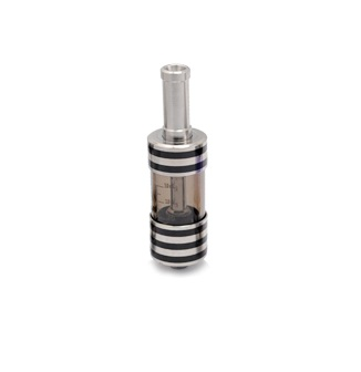 iClear30B Dual Coil Clearomizer 3.0ml Tank - Black