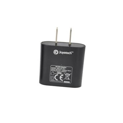 1 amp AC Wall Adapter for USB Charger - Black