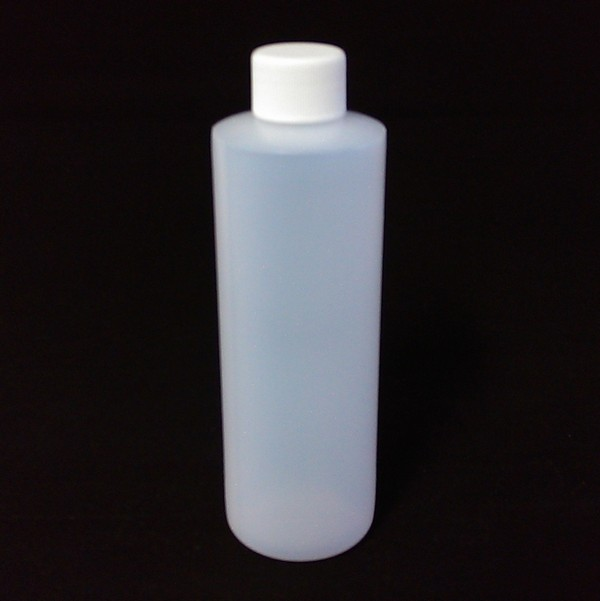 250ml LDPE Plastic Bottle with Cap