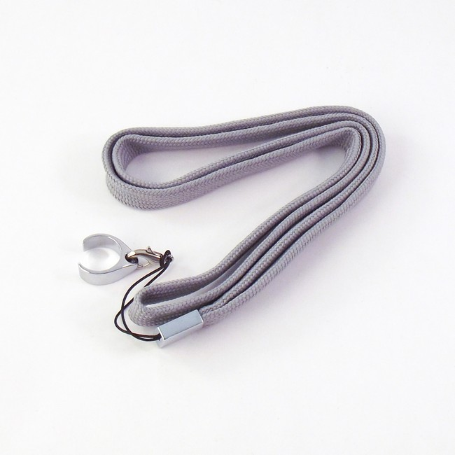 EGO Lanyard with Ring Clip for EGO Batteries - Gray