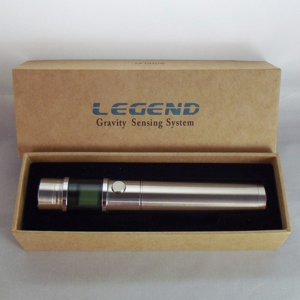 "Sigelei ""LEGEND"" Apv VV Device - Stainless"
