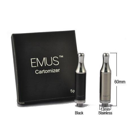 Kanger EMUS 510 1.2ml BCC Clearomizer - Black