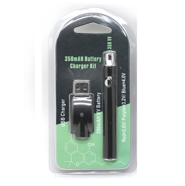 MINI CE3 350MAH VV BATTERY WITH PREHEAT (Mix Color)