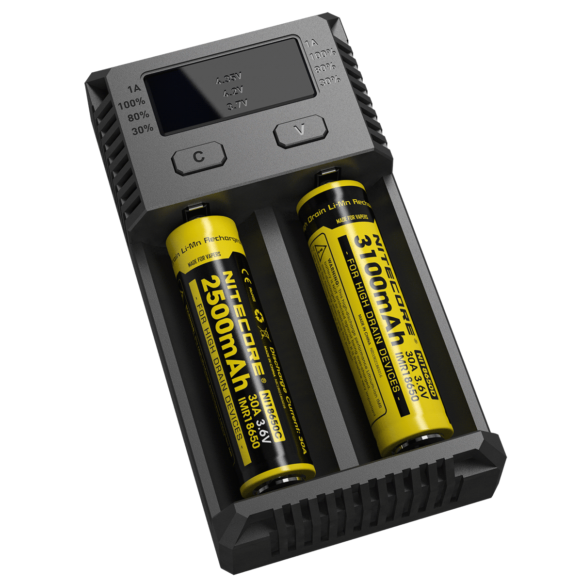 New Nitecore i2 intellicharger Battery Charger
