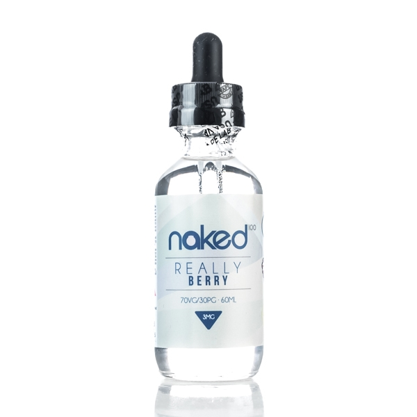 NAKED 100 Really Berry 60ml Ejuice 3mg