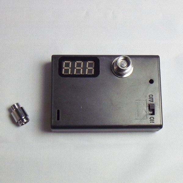 510 Digital Ohm Meter Resistance Tester LED Display