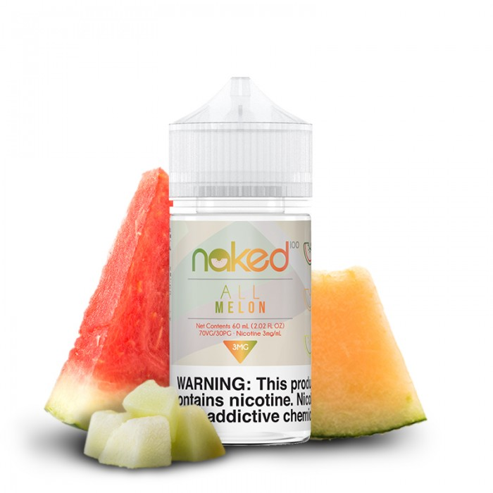 NAKED 100 ALL MELON 60ml Ejuice