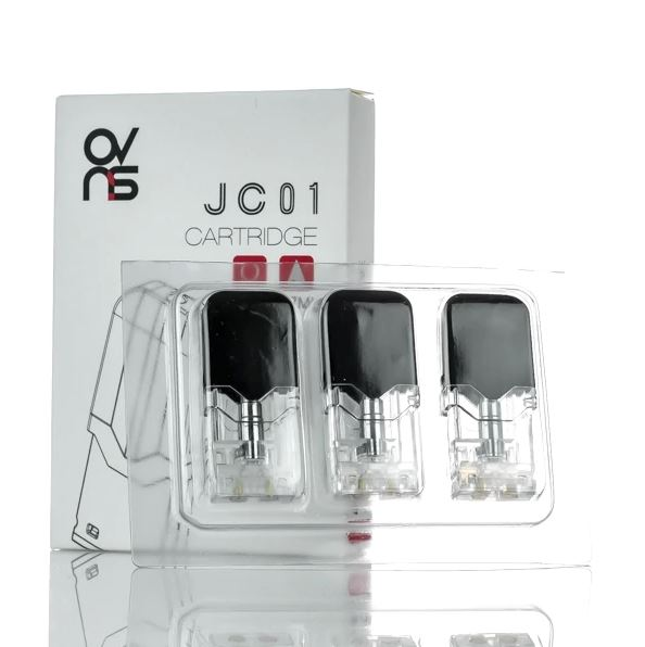 OVNS JC01 0 7ML Replacement PODS *JUUL COMPATIBLE*-3CT : L
