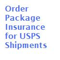 USPS Package Insurance option