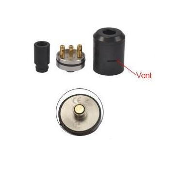 EhPro Stillare v2 Clone Rebuildable Dripping Atomizer - Black