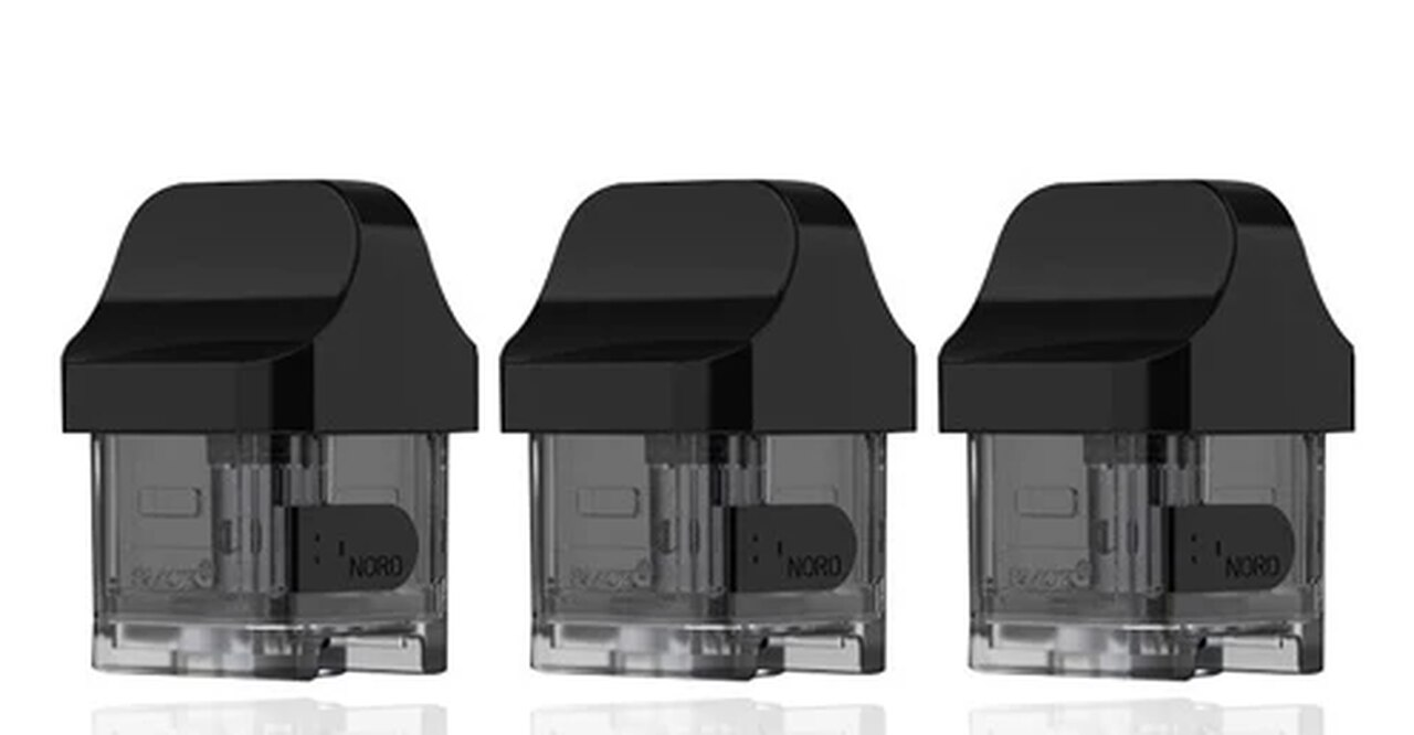 SMOK RPM 40 NORD PODS 3CT
