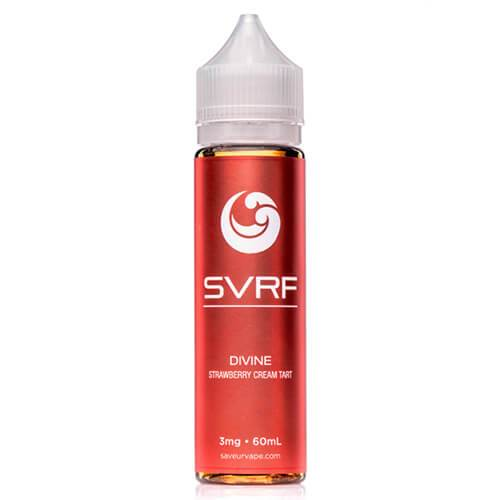 SVRF - Divine (Max VG) 60ml Ejuice 3mg