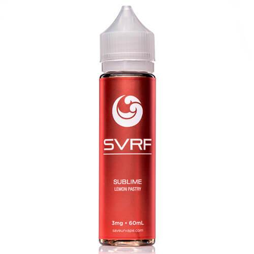 SVRF - Sublime (Max VG) 60ml Ejuice 3mg